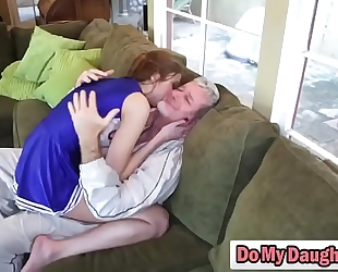 Step daughter alexa grace acquires pounded on couchmanson2-full-hi-1